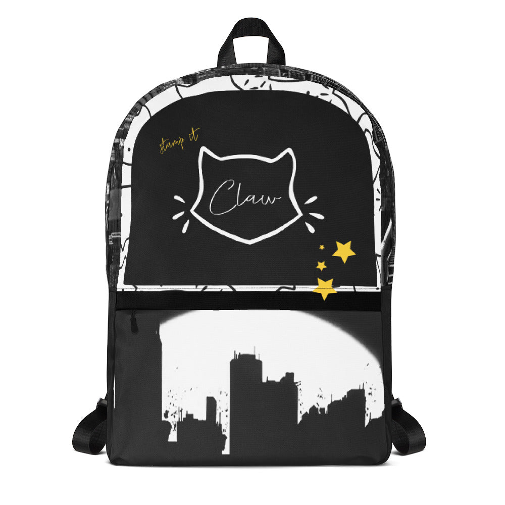 """Claw City Star"" Backpack"