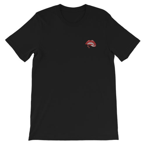 Vampire Unisex Embroidered Tee