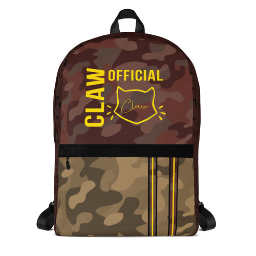 Claw Camo Backpack