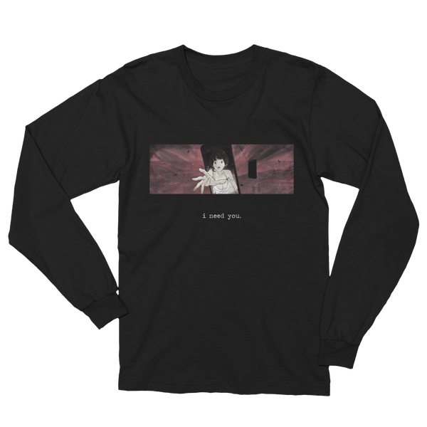 """Regrets"" Long Sleeve"