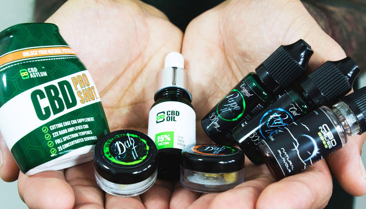 CBD Asylum Products