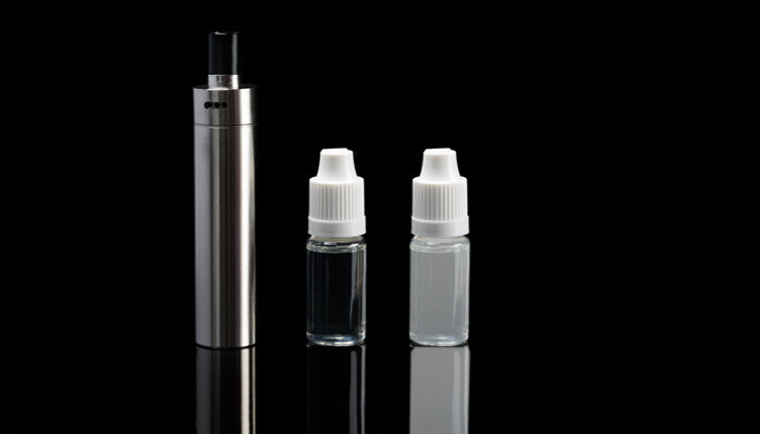 Clear and Cloudy E-liquid