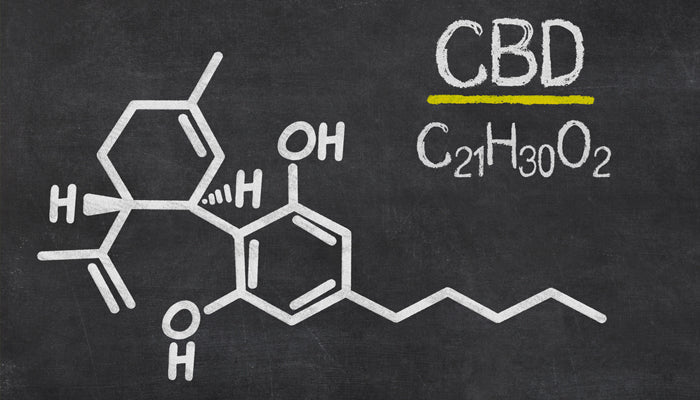 cbd chemical