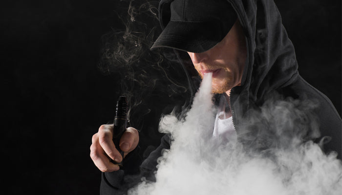 Vape Tastes Burnt? Here's 10 Reasons Why & How To Fix | CBD