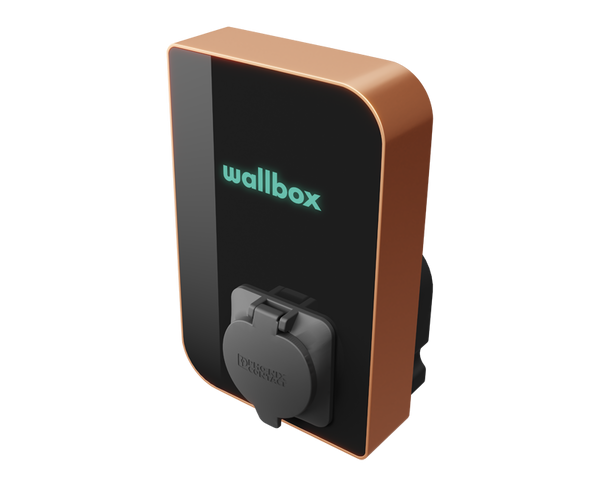 Wallbox Copper Socket - JOULUALE -35 %