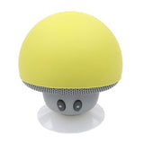 Mini Enceinte Champignon  Bluetooth Ventouse