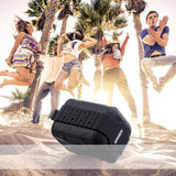 Enceinte Portable Waterproof (Avec Port Carte SD)