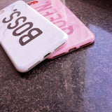 Coque Iphone BOSS & QUEEN