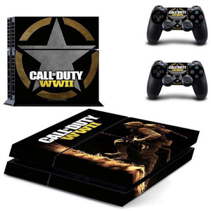 CALL OF DUTY : WWII Autocollant