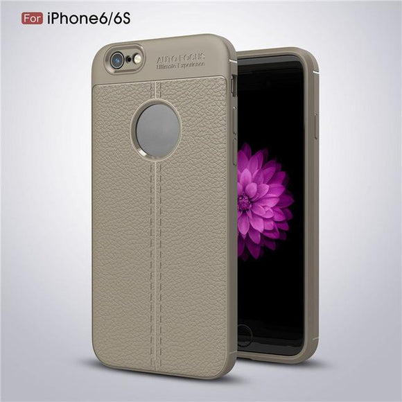 Coque en Cuir Iphone 6, 7, 8
