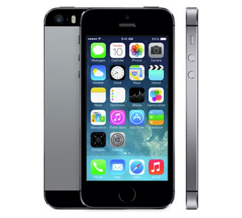 Sim Free Apple iPhone 5S 16GB Space Grey Pre Owned