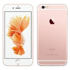 Apple IPhone 6s 128GB Mobile Phone - Gold Pre Owned