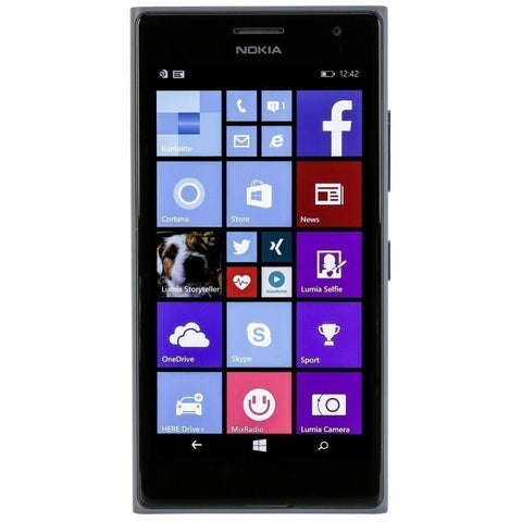 Nokia Lumia 735 -  8GB - black - Unlocked