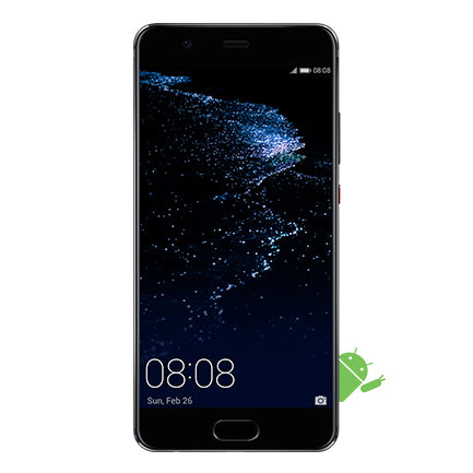 Huawei P10 Plus UK SIM-Free Smartphone -128GB Graphite Black