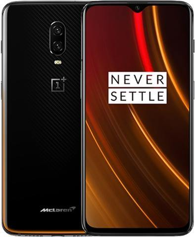 OnePlus 6T McLaren Ed. 256GB Speed Orange