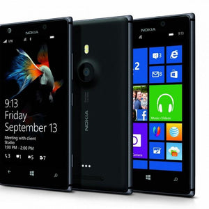 Nokia Lumia 925 - 16 GB - black - EE Network