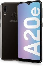 Galaxy A20e Box open as new