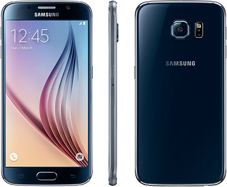 Samsung Galaxy S6 Blue 32GB Sim Free