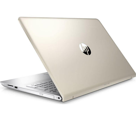 "HP Pavilion 15-cd057sa 15.6"" Laptop - Gold"