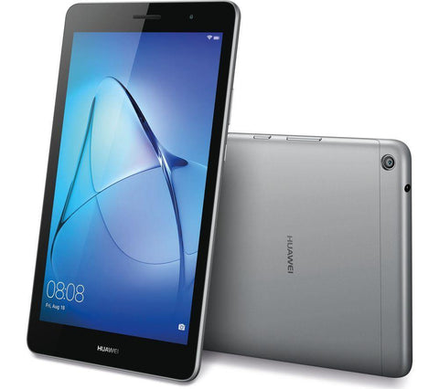 "Huawei MediaPad T3 8"" Tablet Cellular 16GB (Space Grey) BRAND NEW"