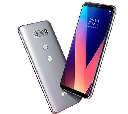 LG V30 Blue 64GB and 4GB RAM