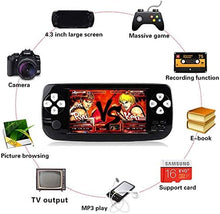 Load image into Gallery viewer, Handheld 1200mAh Game Console with 3000+ Retro Games