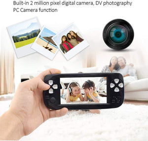 Handheld 1200mAh Game Console with 3000+ Retro Games
