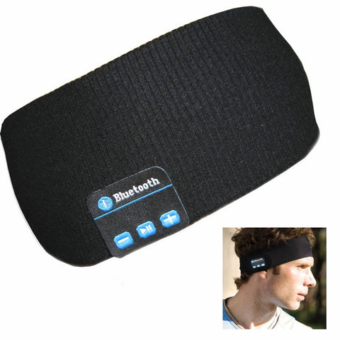 Smart Wearable Headphone Stereo Magic Music Sport Headband - Accessories