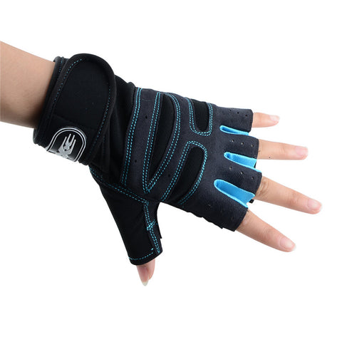 M-XL Gym Gloves Weight Lifting Training Sport P15