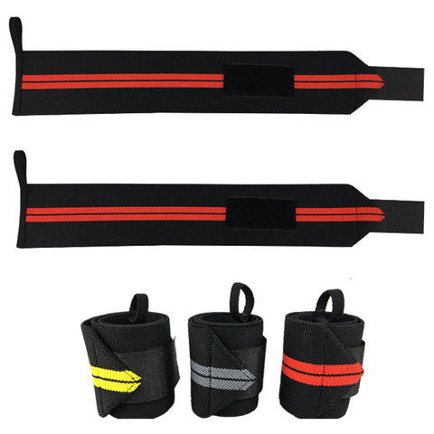 2 pieces Adjustable Wristband Elastic Wrist Wraps
