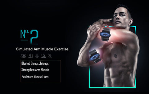Wireless Muscle EMS Stimulation