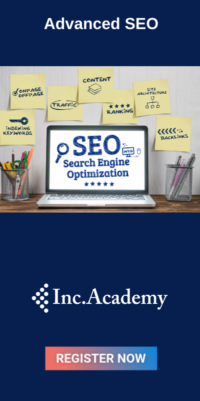 Search Engine Optimization (SEO) Masterclass