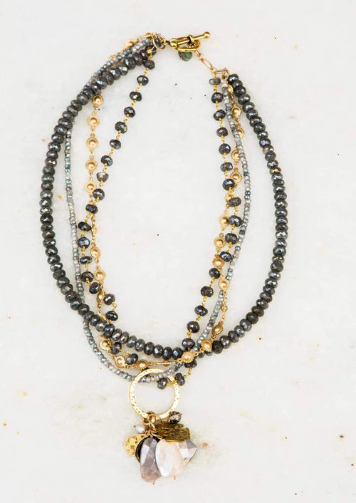 Flaneur Short Necklace