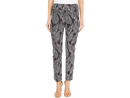 Pull on Pant, Black Feather