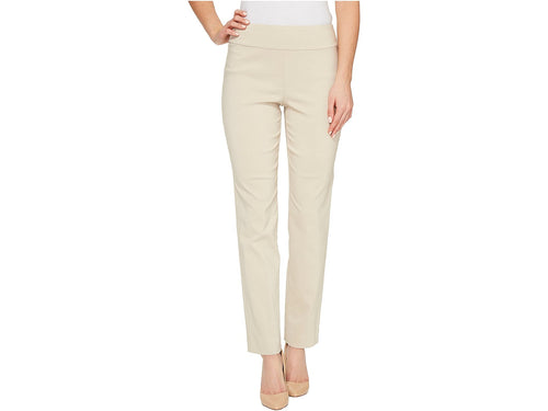 SOLID Pull On Pant, Stone