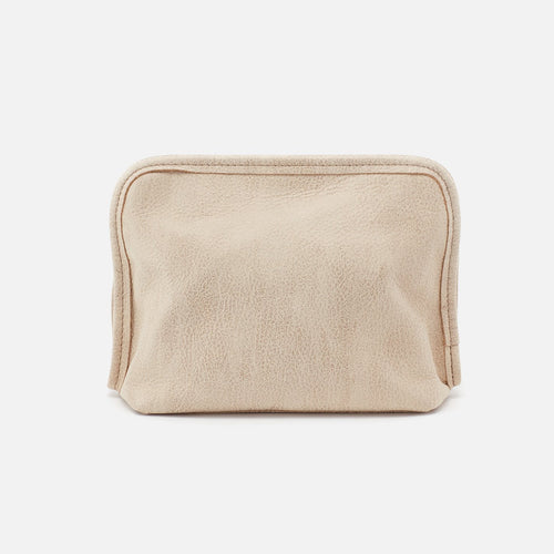 Beauty Cosmetic Pouch Buffed Gold