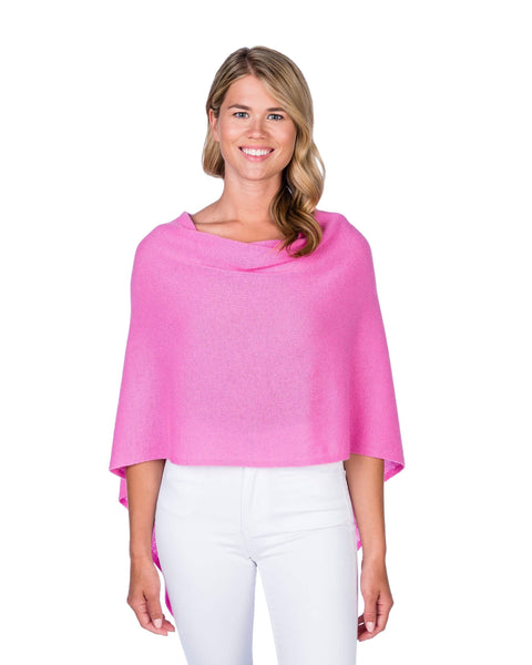 Cashmere Topper, Candy