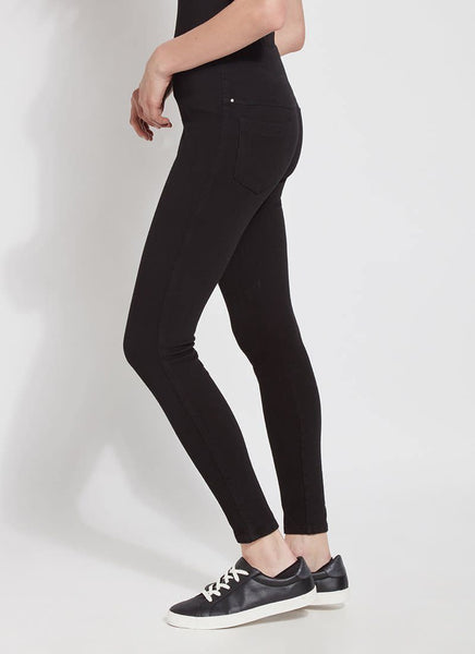 Toothpick Denim, Black