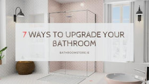 7 Ways to Upgrade a Basic Bathroom