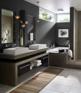 Gorgeous Washroom