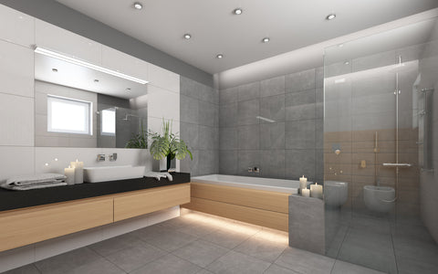 modern bathrooom