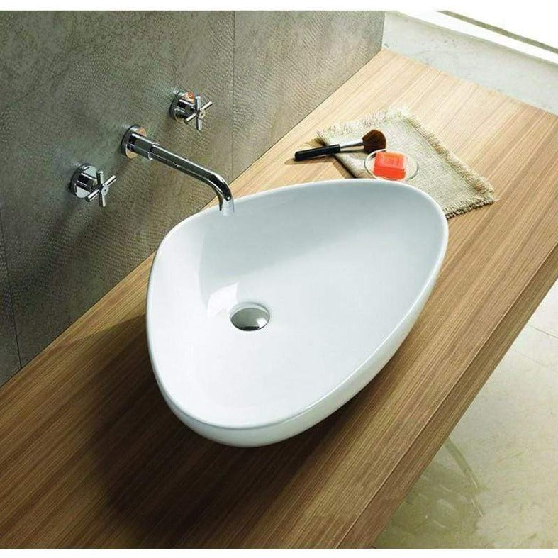 Basin 590x395x135 mm Bella Basin Mexen