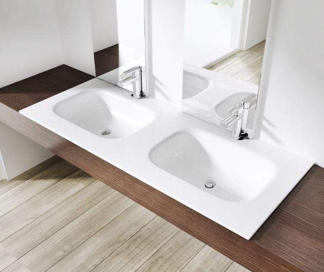 Basin Double Sink Bathroom Store Select