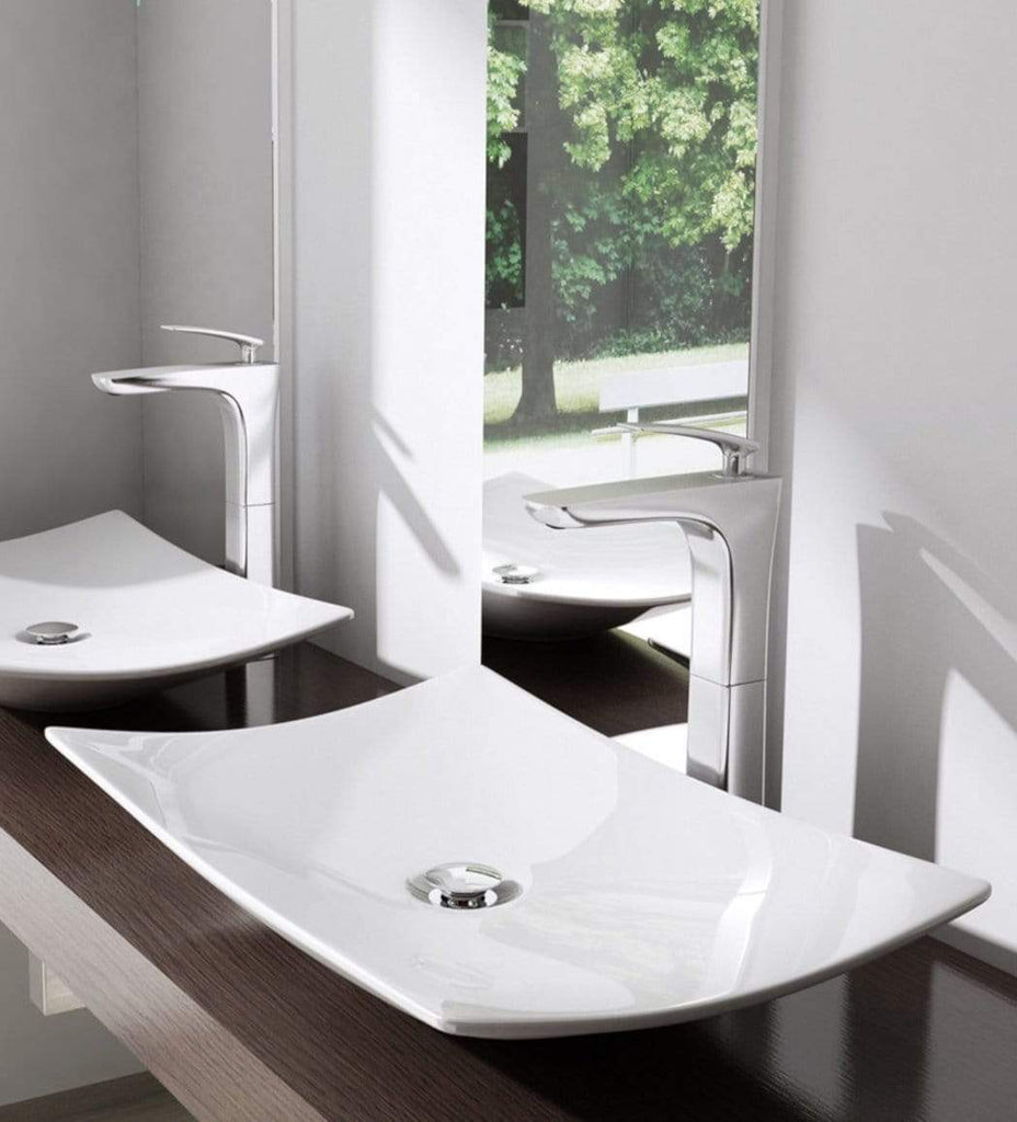 Basin Narrow Bathroom Basin | M09 Bathroom Store Select