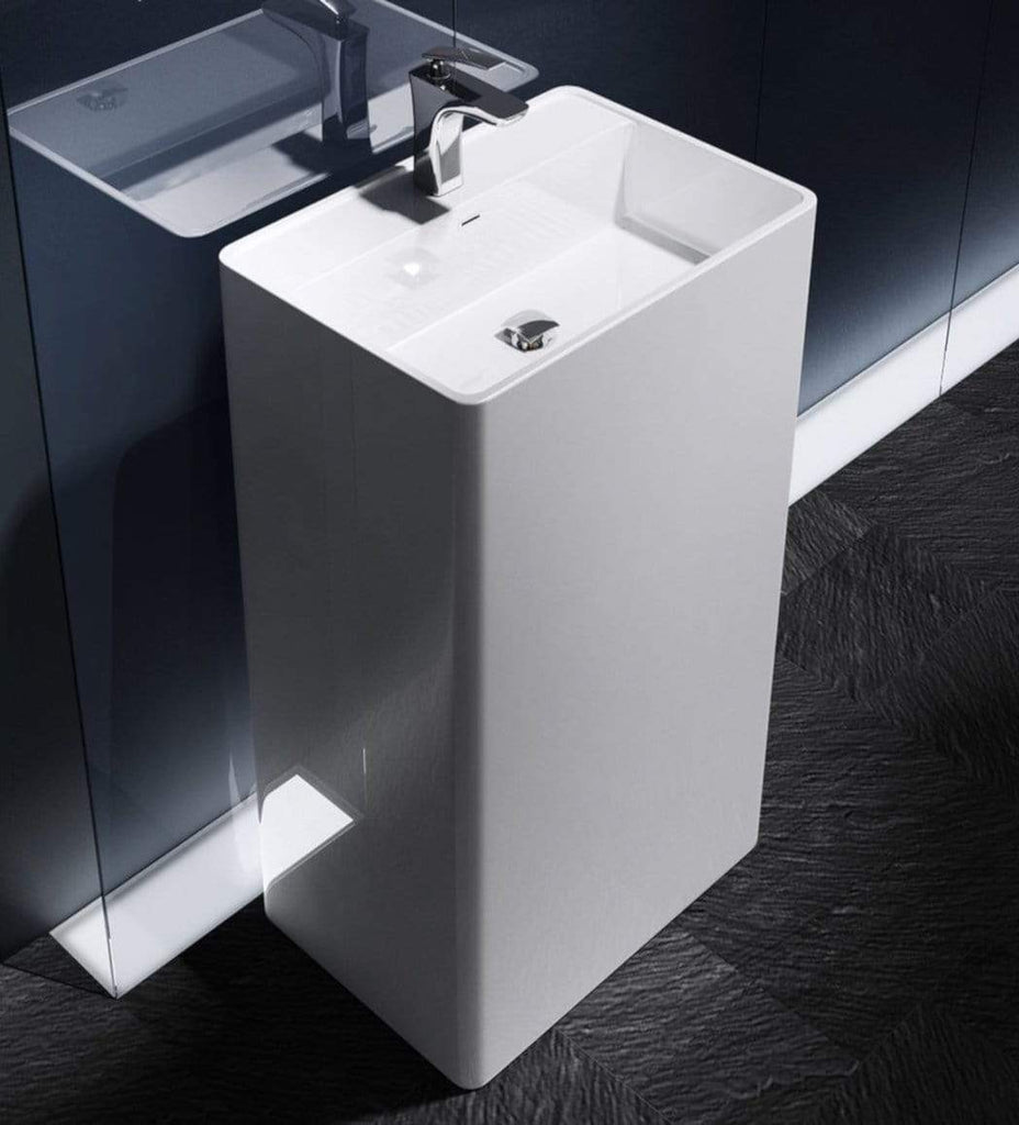 Basin Roswitha Freestanding Sink Unit | K19 Bathroom Store Select