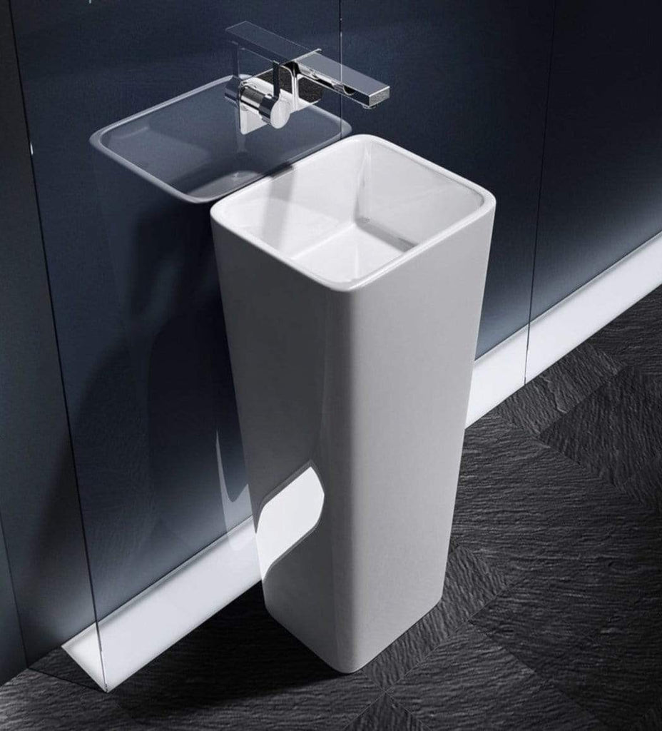 Free Sylvia Freestanding Sink | K25 Bathroom Store Select
