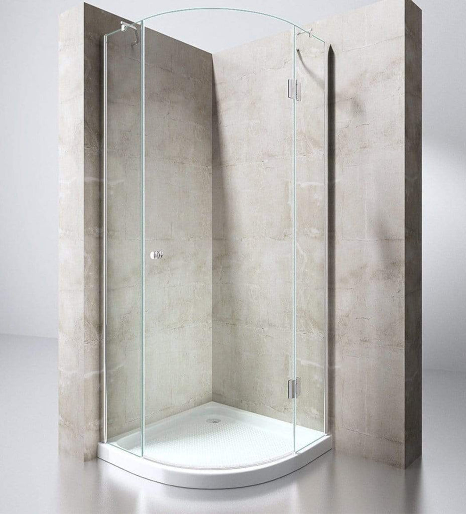 Shower enclosure Lucano 200 Quadrant Shower Enclosure With Hinged Open Lorenzo