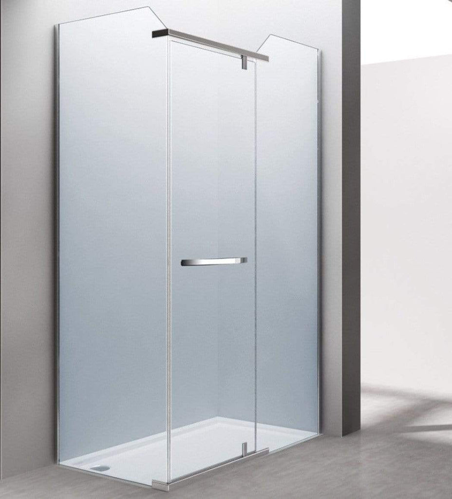 Shower enclosure Lucano 800 Hinged Shower Lorenzo
