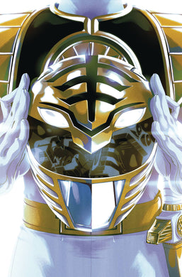 MIGHTY MORPHIN POWER RANGERS #40 FOIL MONTES VARIANT 06/26/19 FOC 05/06/19