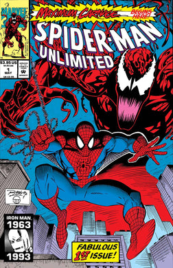 TRUE BELIEVERS ABSOLUTE CARNAGE MAXIMUM CARNAGE #1 07/17/19 FOC 06/24/19